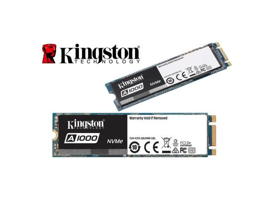 Kingston A1000 Solid-state Drive M.2  SSD  NVME 960 GB