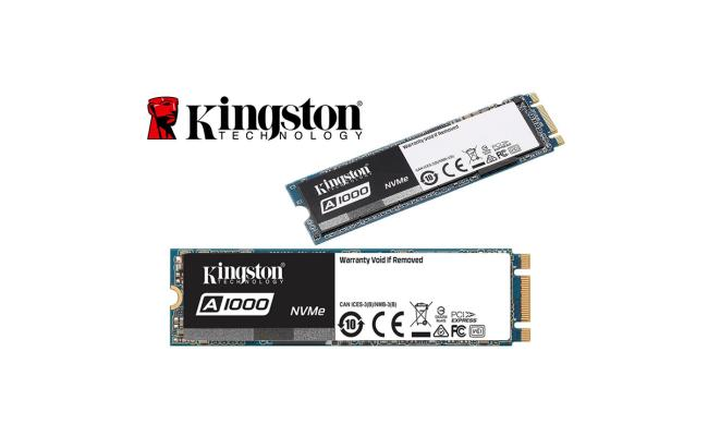 Kingston A1000 Solid-state Drive M.2  SSD  NVME 240 GB