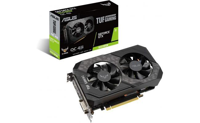 Asus TUF-GTX1650S-4G-GAMING 4GB GDDR6