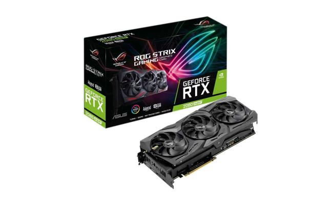 Asus ROG Strix GeForce RTX 2080 Super OC edition 8GB GDDR6