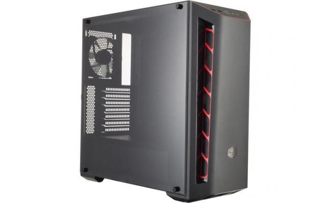 COOLER MASTER MASTERBOX MB510L Mid Tower Tempered Glass Gaming Case