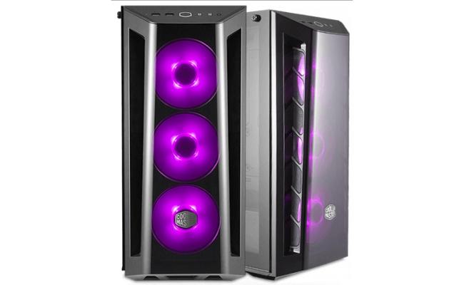 COOLER MASTER MASTERBOX MB520 RGB Gaming Case