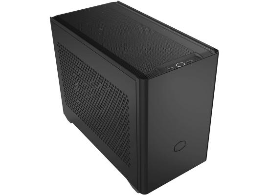 Cooler Master NR200P SFF Small Form Factor Mini-ITX Case with Vented Panel, Triple-slot GPU, Tool-Free and 360 Degree Accessibility