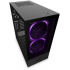 NZXT H510 ELITE MATTE BLACK RGB Lighting Tempered Glass Gaming Case