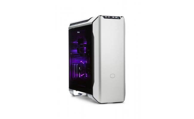 COOLER MASTER MASTERCASE SL600M Steel body Tempered Glass Mid Tower Gaming Case