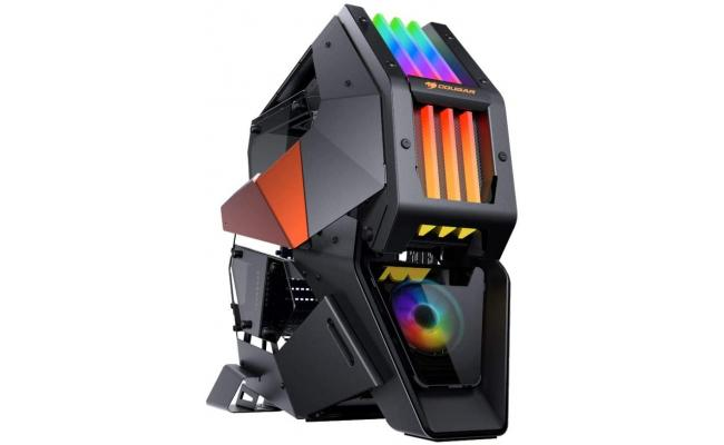 Cougar Conquer 2 Full Tower Gaming Case