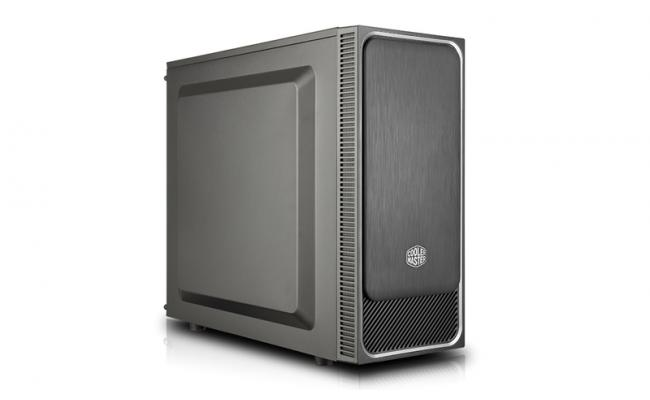 COOLER MASTER MasterBox E500L Mid Tower Tempered Glass Gaming Case