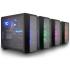 COOLER MASTER MasterBox Lite 5 RGB + RGB Controller Gaming Case