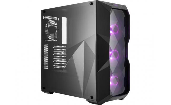 COOLER MASTER MasterBox TD500 Mid Tower Tempered Glass Gaming Case