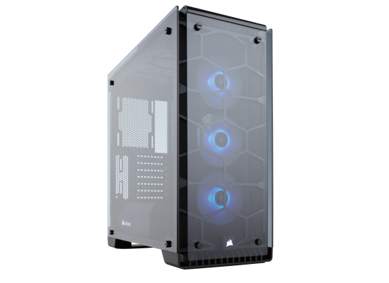 Corsair Crystal Series™ 570X RGB ATX Mid-Tower Case
