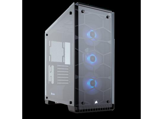 Corsair Crystal Series™ 570X RGB ATX Mid-Tower Case