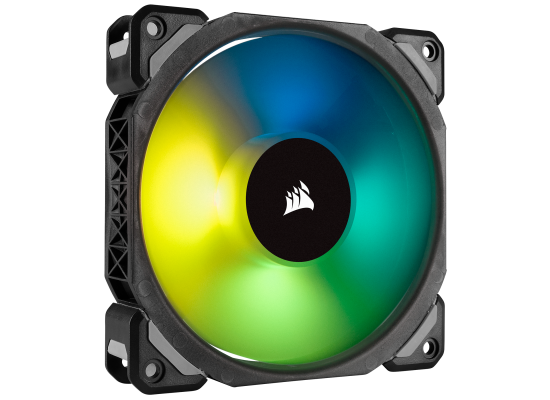 Corsair ML120 PRO RGB LED 120MM PWM Premium Magnetic Levitation Fan — Single Pack