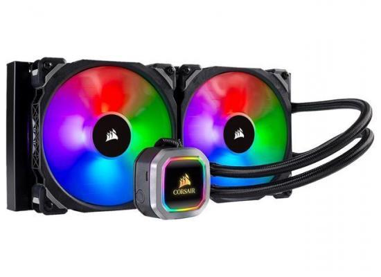 Corsair Hydro Series™ H115i RGB PLATINUM 280mm Liquid Cpu Cooler