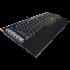 Corsair K95 RGB PLATINUM Mechanical Gaming Keyboard — CHERRY® MX Speed Silver Switch — Black
