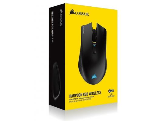 Corsair HARPOON RGB 10,000 DPI WIRELESS Gaming Mouse