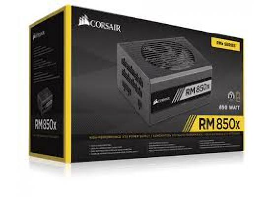 Corsair RMx Series™ RM850x — 850W 80 PLUS® Gold Certified Fully Modular PSU (UK)