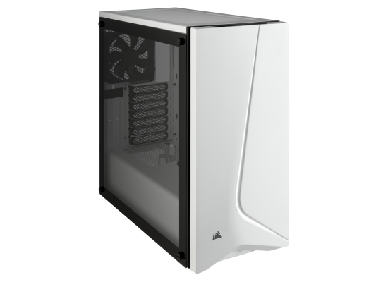 Corsair Carbide SPEC-06 Tempered Glass Case — white