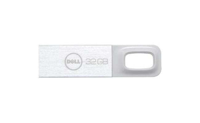 Dell 32 GB USB 2.0 Flash Drive - White