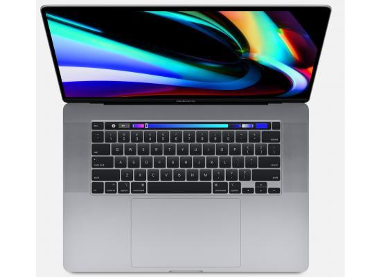 Apple MacBook Pro Laptop 16'' Core I7 9th Generation, AMD Radeon Pro 5300M 4GB GDDR6, 16GB RAM, 512 SSD  (MVVJ2AB/A) - Space Grey
