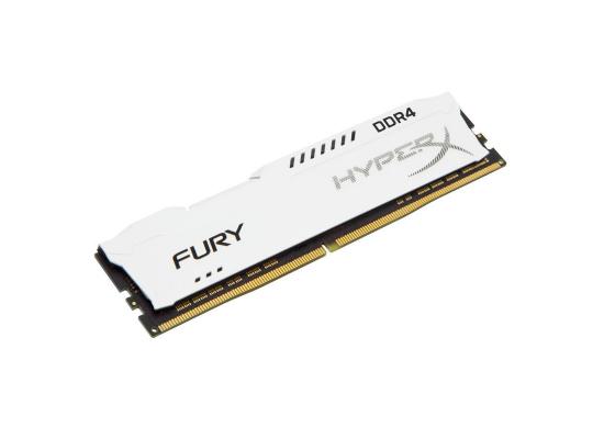 HYPER-X Fury 8GB DDR4 2666MHz White Desktop Memory