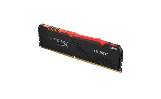 HyperX fury 8GB 3466MHz DDR4 RGB Desktop Memory