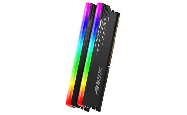 GIGABYTE AORUS RGB Memory DDR4 16GB (2x8GB) 3733MHz