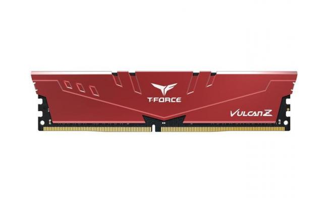 TEAMGROUP T-Force Vulcan Z 16GB 2666Mhz DDR4 Desktop Memory