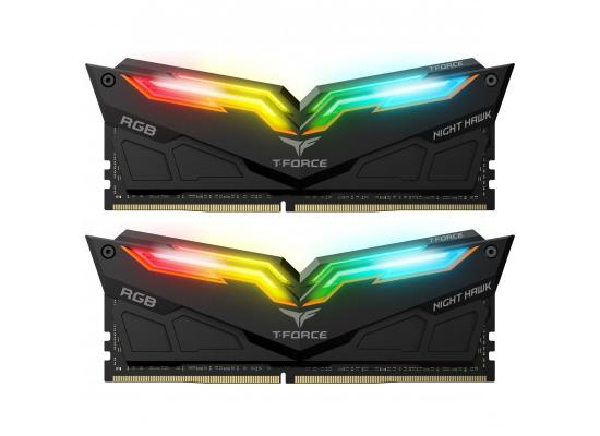 TEAMGROUP T-Force NIGHT HAWK RGB 16GB 2x8 4000MHZ DDR4 GAMING MEMORY