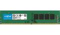 Crucial 8GB DDR4-2400Mhz UDIMM Desktop Memory