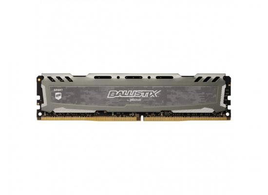 Crucial Ballistix Sport LT 8GB Single DDR4 3000 MT/s  Desktop Memory
