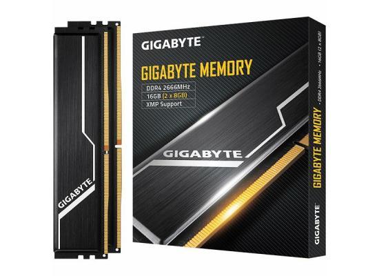 Gigabyte Memory 2666MHz DDR4 16GB (2x8GB) Kit Desktop Memory