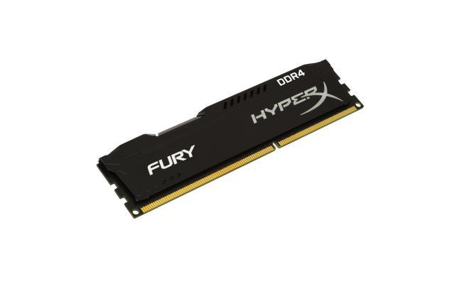 HYPER-X Fury 8GB DDR4 2666MHz Black Desktop Memory