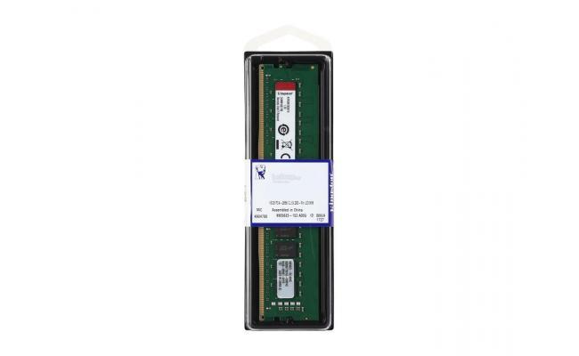 Kingston 16GB DDR4-2666Mhz UDIMM Desktop Memory