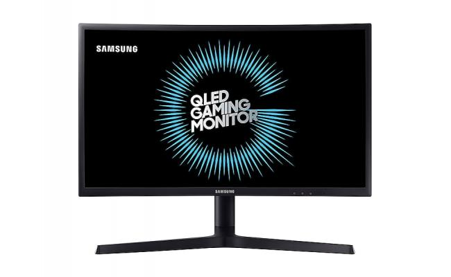 """Samsung LC24FG73 24"""" 144Hz Curved Gaming Monitor"""