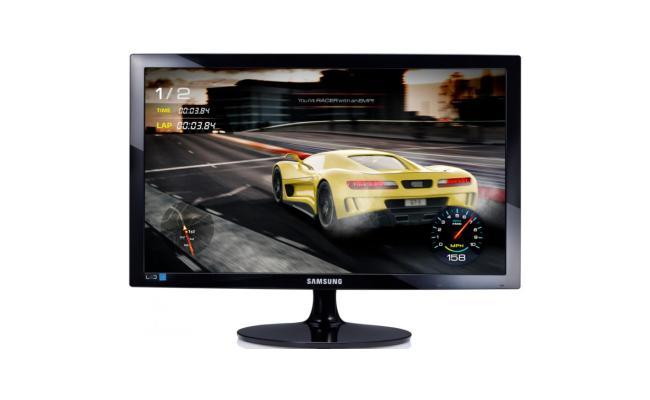 "Samsung LS24D332 24"" 75Hz, 1Ms, FHD, VA, FreeSync  Flat Gaming Monitor"