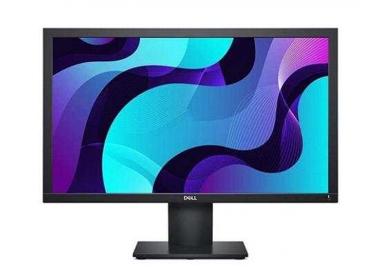 "Dell E2020H 20"" HD Monitor - Black"