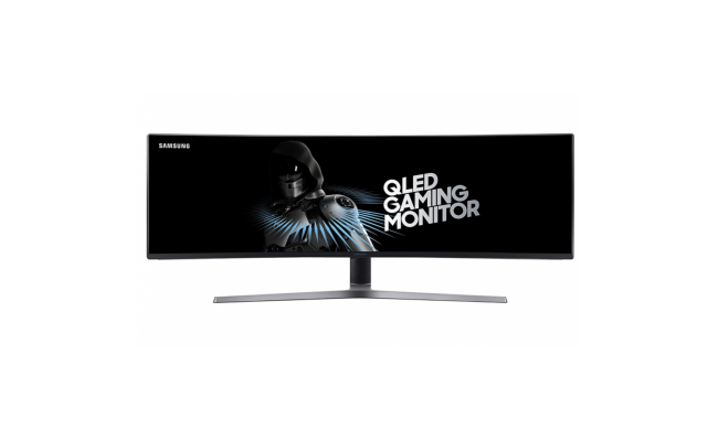 "Samsung LC49HG90 49"" 144Hz HDR QLED Gaming Monitor"