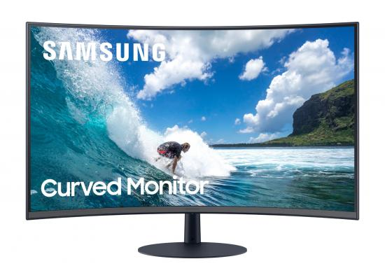 "Samsung  C24T550 24"" 75Hz  1000R Curved  FHD FreeSync Gaming Monitor"