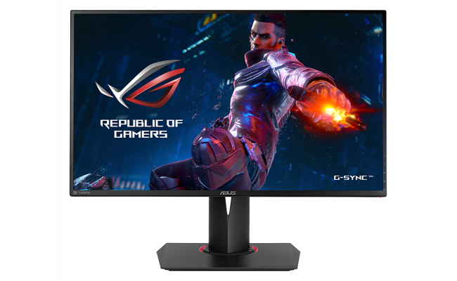 ASUS VG278QR 27inch Full HD  0.5ms 165Hz G-SYNC Compatible Gaming Monitor