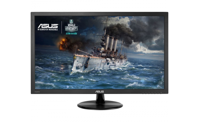 ASUS VP248H Gaming Monitor – 24 inch, Full HD, 1ms, 75Hz, Adaptive-Sync