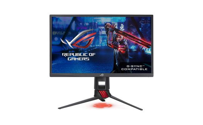 """ASUS ROG XG248Q 24""""   240Hz FHD 1ms RGB G-SYNC Gaming Monitor"""