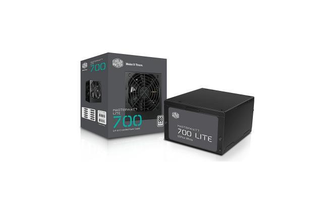 Cooler Master V700 700w 80 PLUS MasterWatt Lite Power Supply