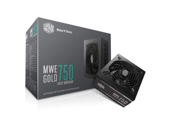 Cooler Master MWE 750 750w 80 PLUS White 80+ certification Power Supply