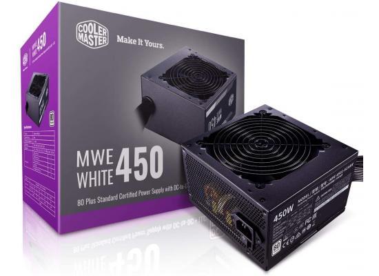 Cooler Master MWE 450  450w 80 PLUS MasterWatt Lite Power Supply