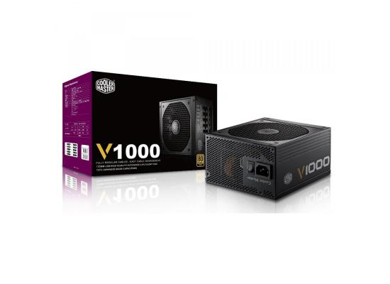 Cooler Master V1000  1000w 80 PLUS Gold Power Supply