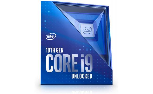 Intel® Core™ i9-10900K Processor 20 MB Cash 10 Cores ,20 Thread (5.30 GHz Max Turbo)