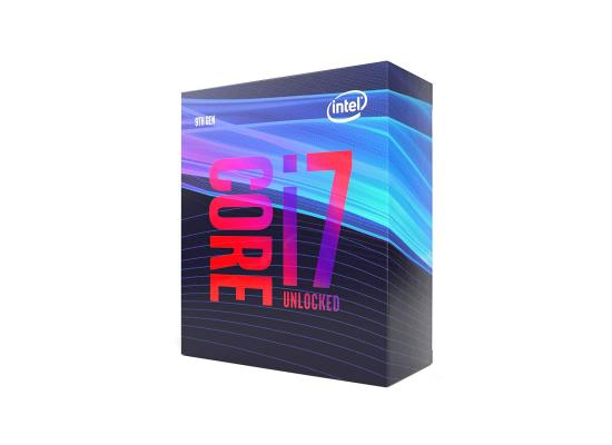 Intel Core i7-9700K Coffee Lake 8-Core (4.9 GHz Max Turbo)