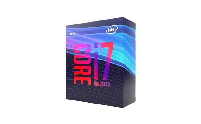 Intel Core i7-9700K Coffee Lake 8-Core (4.9 GHz Max Turbo)