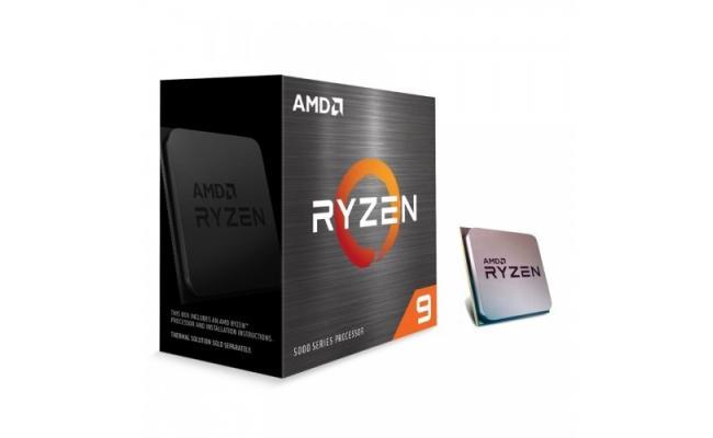 AMD RYZEN 9 5900X Up to 4.8 GHz 12 Core 24 thread AM4 Processor