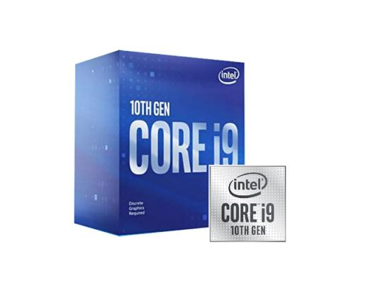 Intel Core i9-10900F  Processor 10 Cores 2.8 GHz Clock Speed up to 5.2 GHz Without Processor Graphics